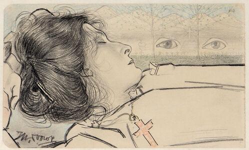 Jan Toorop, 'The Dream of the Seven Hills ', ca. 1913