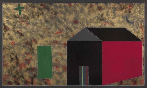 Franco Angeli, 'Autunnale', 1983