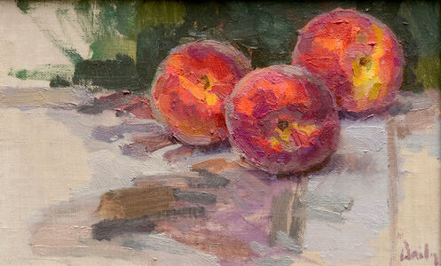 Mark Daily, 'July Peaches'