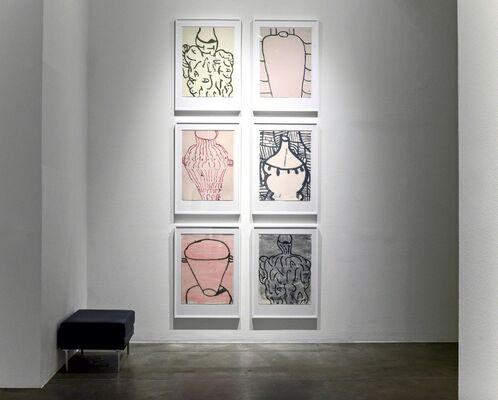 Gary Komarin: Mr. Blonde, installation view