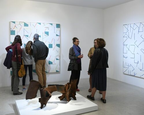 POWER BOOTHE   JONATHAN WATERS, installation view