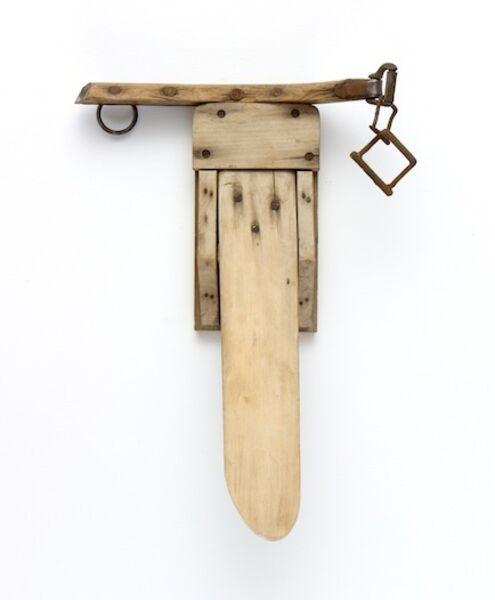 John Outterbridge, '5 Pieces', 2011