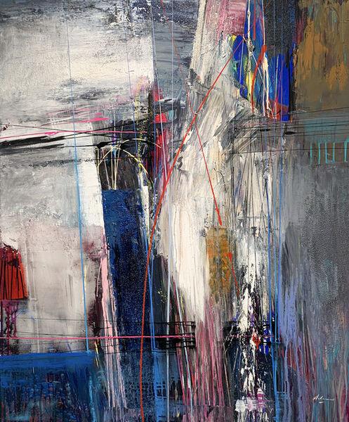 Pietro Adamo, 'Exist-X', 2019