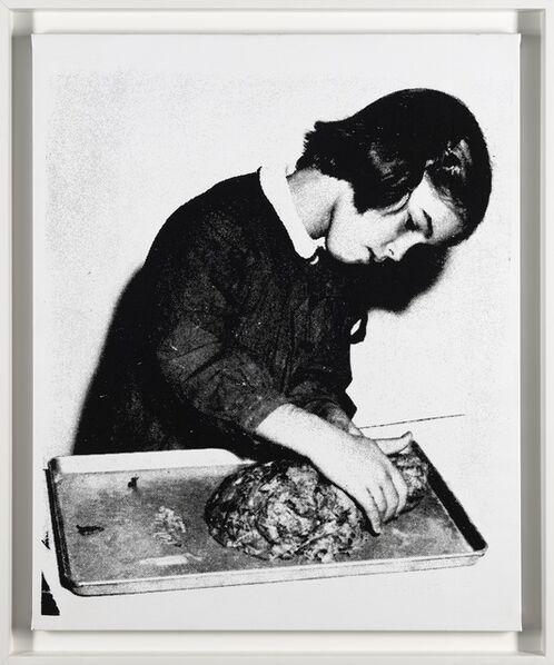 Steven Shearer, 'Girl', 1999