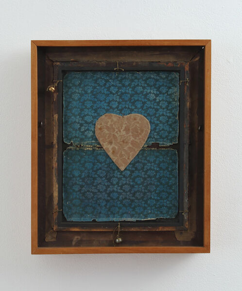 Varujan Boghosian, 'Valentine', 1986