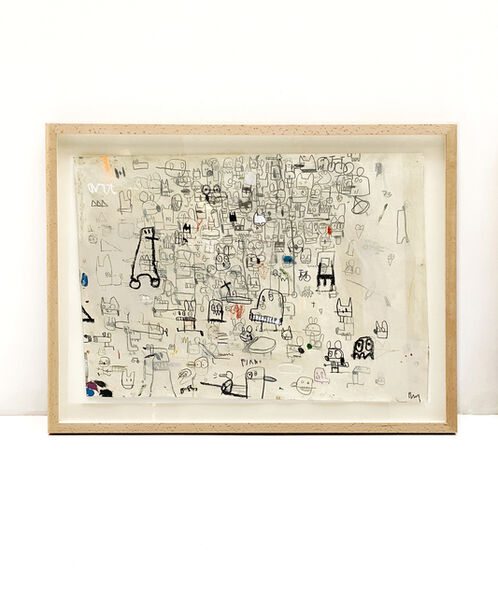 Edgar Plans, 'Art Notes I', 2019