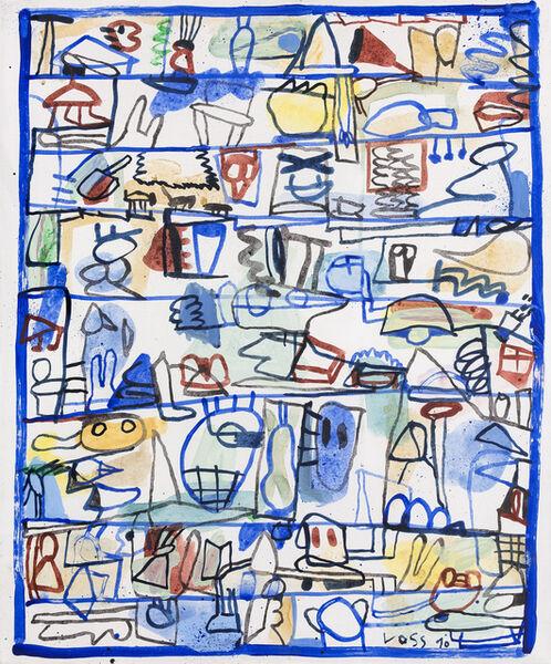 Jan Voss, 'Sur la bonne voie', 2010