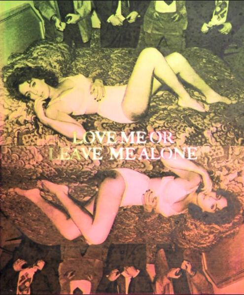 Max Wiedemann, 'Love is Love (Lindsey Lohan) ', 2012