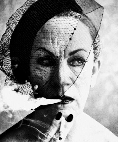 Sandro Miller, 'William Klein / Smoke and Veil, Paris (Vogue), 1958 ', 2014