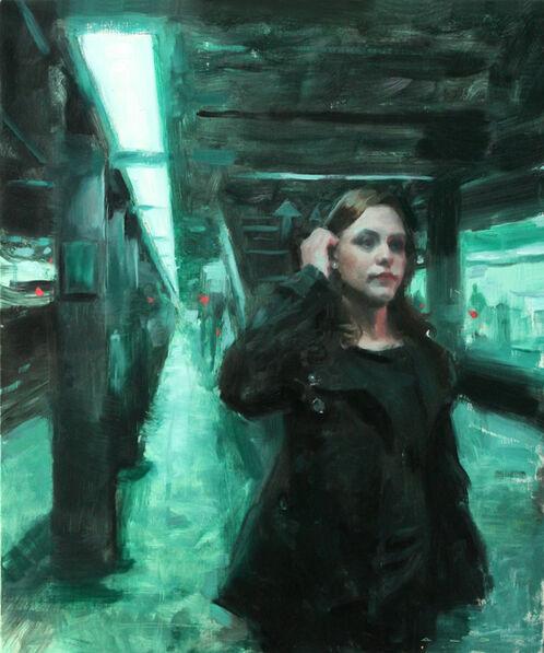 Aldo Balding, 'Subways', 2020