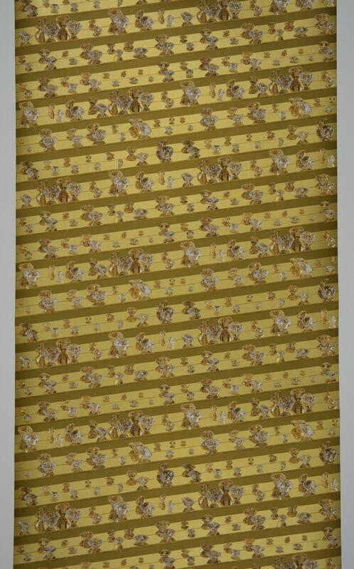 Damien Hirst, 'Tears of Joy', 2012, Design/Decorative Art, Gravure wallpaper in colours on smooth wove, Roseberys