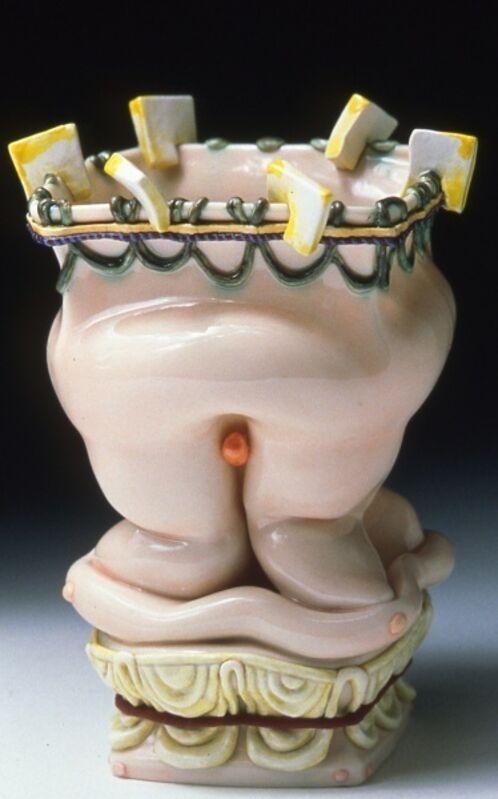 Kathy Butterly, 'Like Butter', 1997, Sculpture, Clay and glaze, Helen Frankenthaler Foundation