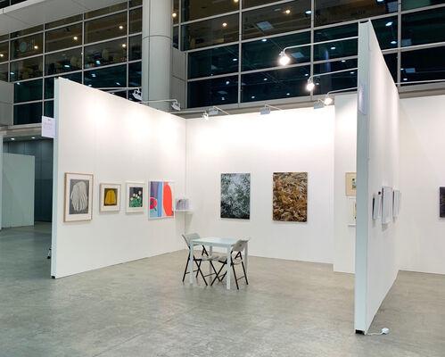 Der-Horng Art Gallery at Daegu Art Fair 2019, installation view