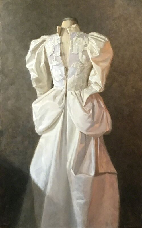 Judith Pond Kudlow, 'Great Expectations', 2017, Painting, Oil on canvas, Somerville Manning Gallery