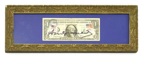 Andy Warhol, 'Dollar Bill'