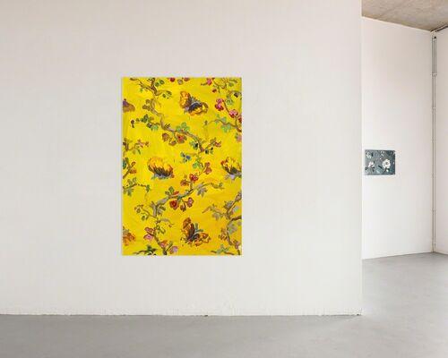 Silk — Jan De Vliegher, installation view