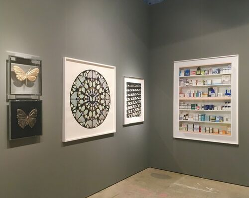 Other Criteria at Art Miami 2016, installation view