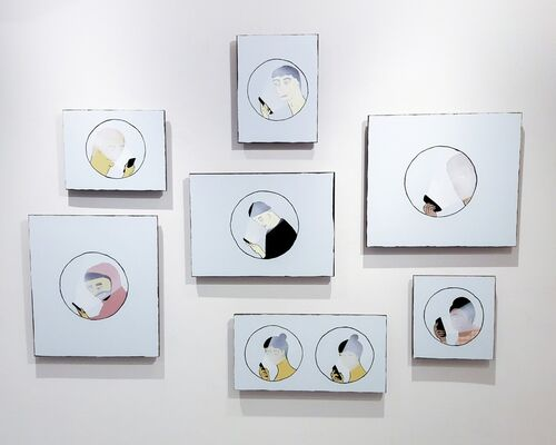 Loud and Clear, installation view