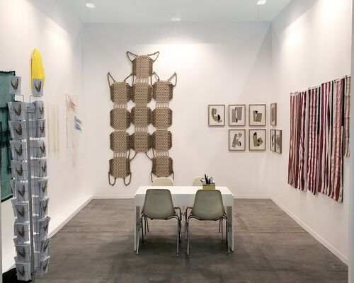Central Galeria at ZⓈONAMACO 2019, installation view