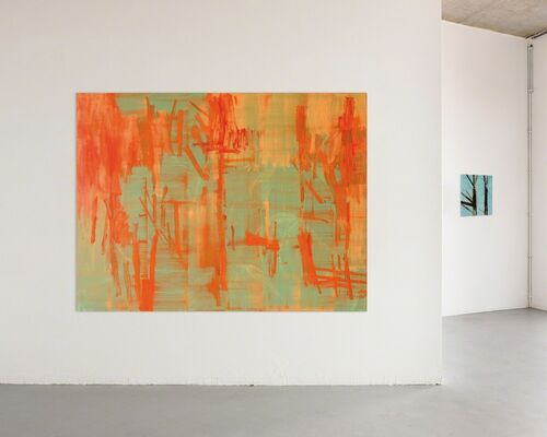Fik van Gestel — Moulting, installation view