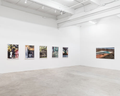FloodZone by Anastasia Samoylova, installation view