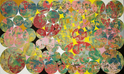 Perry Burns, 'Galaxy Kashmir', 2016