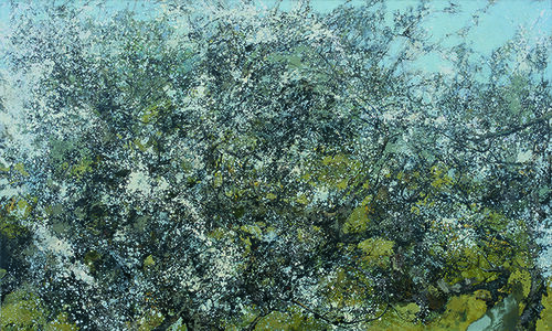 Hong Ling, 'Shimmer Moss', 2013