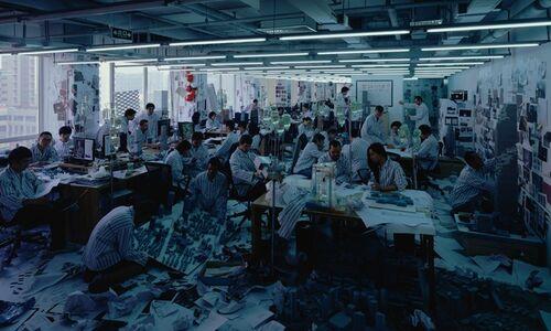 Wang Qingsong, 'Work! Work! Work!', 2012