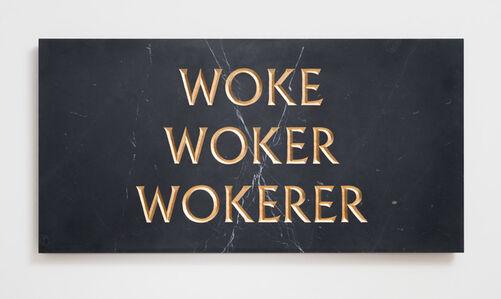 Brett Murray, 'WOKE', 2019