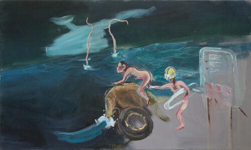 Aaron van Erp, 'Ancient Surfer Ritual', 2013