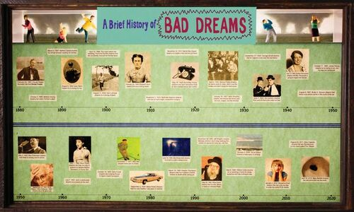 Jerry Meyer, 'A Brief History of Bad Dreams', 2011