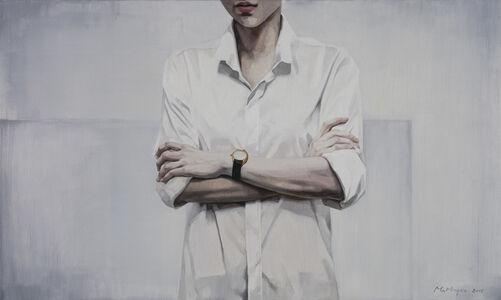 Mingze Ma, 'The Watch Isn't a Timepiece', 2015