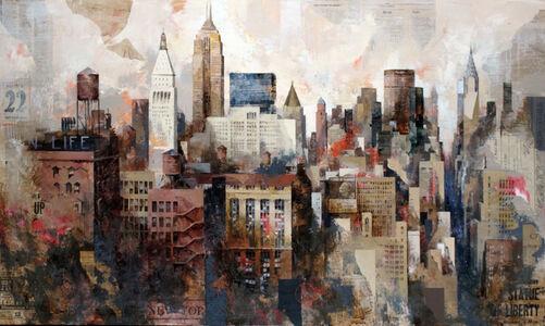 Martí Bofarull, 'Manhattan Life's', ca. 2016