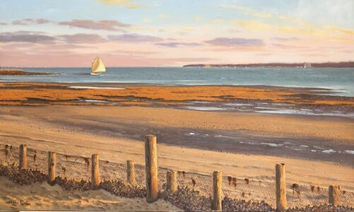 Sergio Roffo, 'Saquish Shores, Duxbury MA', 2020