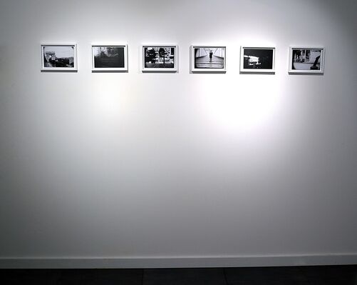 Tracing the Locus, installation view