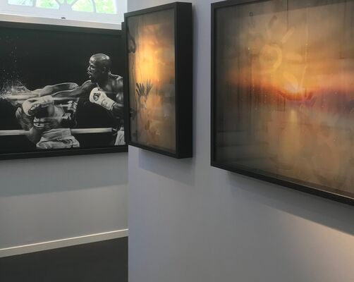 SAINT-TROPEZ ART SHOW 2019, installation view
