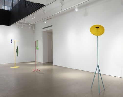 Tandem: Gabriel Abrantes and Belén Uriel, installation view