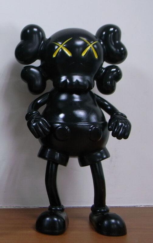 KAWS, 'Bounty Hunter BXH Companion', 1999, Sculpture, Painted cast vinyl, EHC Fine Art