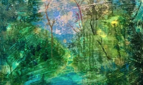 Lucinda Luvaas, 'Magical Landscape', 2018