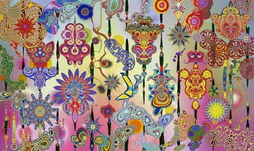 Jose Alvarez (D.O.P.A), 'Tonight We Fly', 2008
