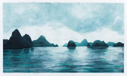 April Gornik, 'Halang Bay', 2004