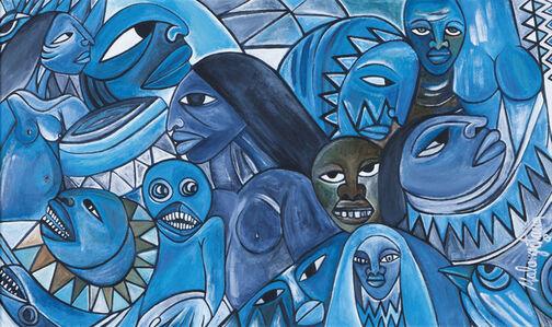 Malangatana, 'Untitled'