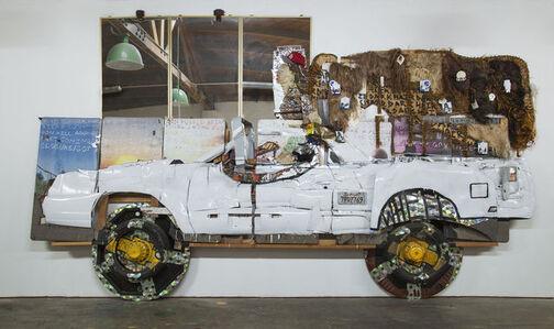 Aaron Fowler, 'El Comino Wagon', 2017