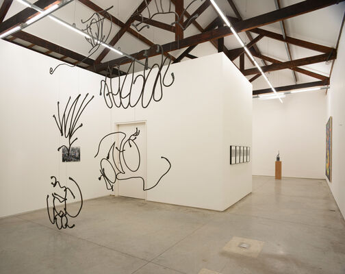 Cities in Dust, installation view