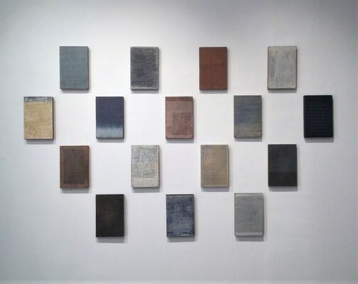 David Quinn: New Paintings, installation view