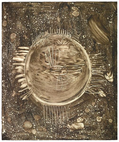 Carroll Dunham, 'New Energy 3', 2016