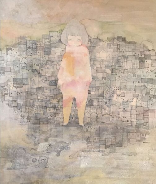 Tomoko WADA, 'My Sweet Home  -Melancholy-  ', 2016