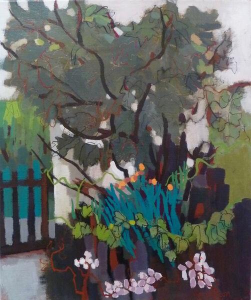 Sarah Picon, 'La Porte du Jardin', 2015