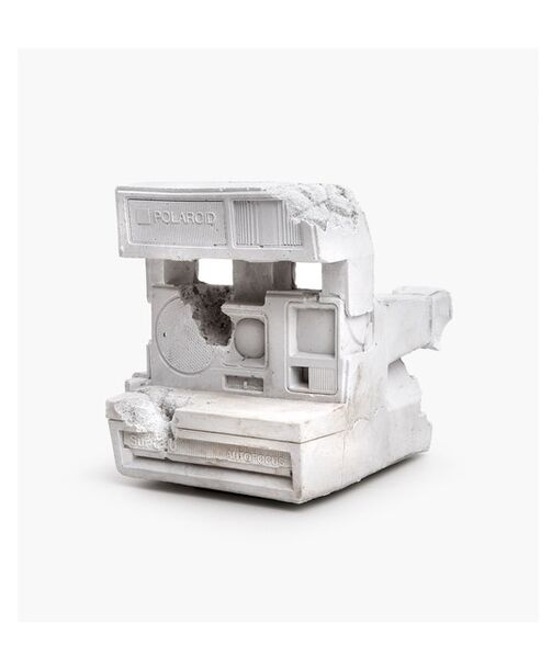 Daniel Arsham, 'Daniel Arsham Future Relic 06 (Polaroid Camera) ', 2016