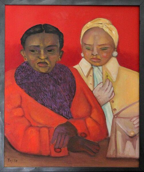 Stephen Basso, 'red winter', ca. 2014